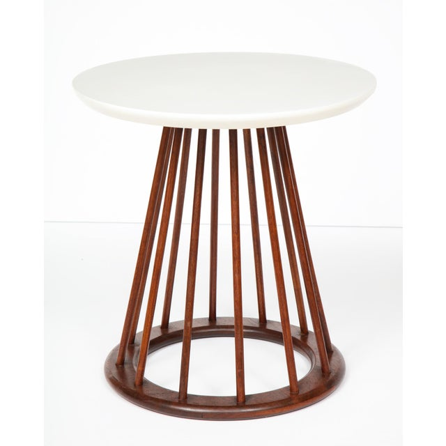 Arthur Umanoff Arthur Umanoff Side Tables for Washington Woodcraft - Set of 2 For Sale - Image 4 of 13