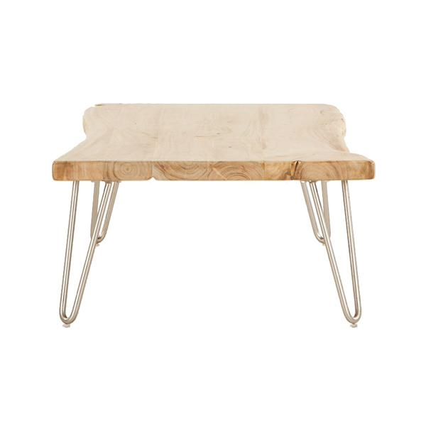 Grandby Acacia Live Edge Coffee Table - Image 3 of 5