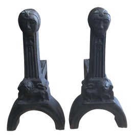 Image of Gothic Fireplace Accessories