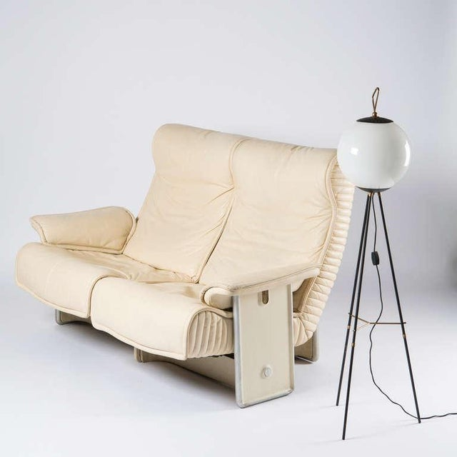 """""""Follow Me"""" Settee by Otto Zapf for Knoll For Sale - Image 9 of 9"""