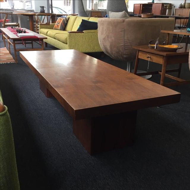 John Keal Expanding Coffee Table - Image 2 of 11