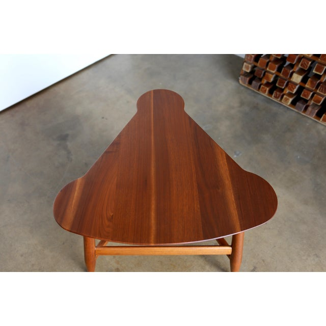 Mid-Century Modern Mid Century Edward Wormley Model 5313 Magazine Table For Sale - Image 3 of 13