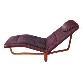 "Westnofa ""Rest"" Scandinavian Lounge Chair"