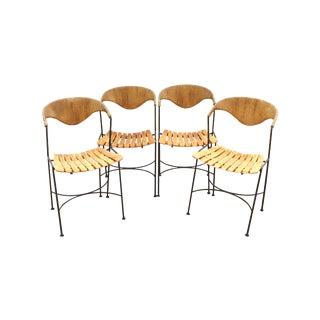 Arthur Umanoff Dining Chairs - Set of 4