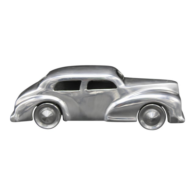 Chrome Stylized Classic Car For Sale