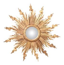 Image of French Sunburst Mirrors