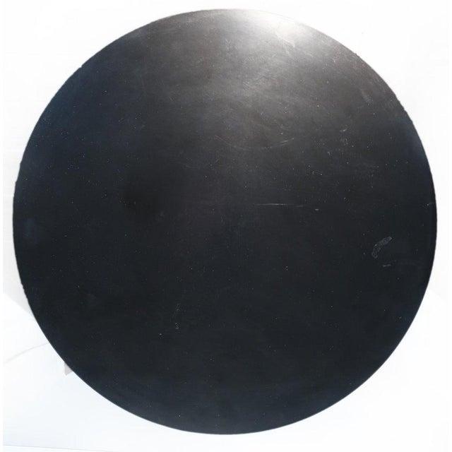 Chrome & Black Side Table - Image 4 of 5