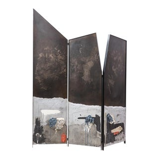 Screen Triptych, Usa, 2019 For Sale