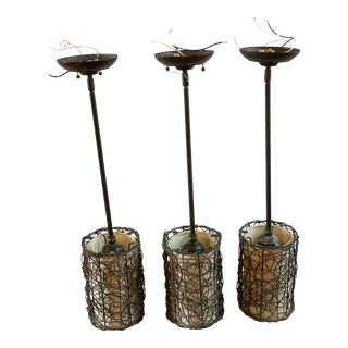 Rustic Twig Pendant Lights For Sale