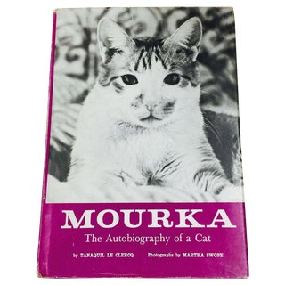Mourka Autobiography of a Cat, Tanaquil Le Clercq