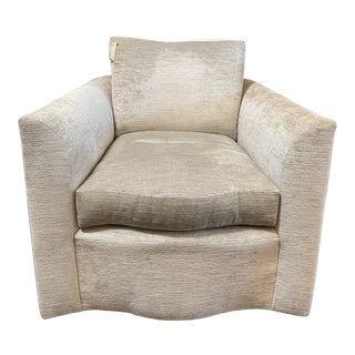 Denham Swivel Chair For Sale