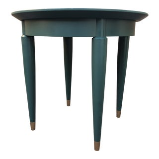 Round Side Table For Sale