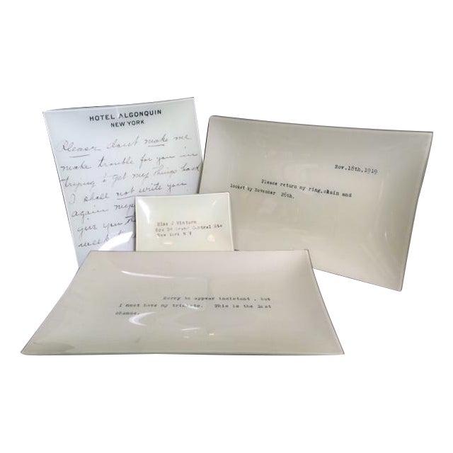 John Derian Relationship Series - Set of 4 - Image 1 of 6
