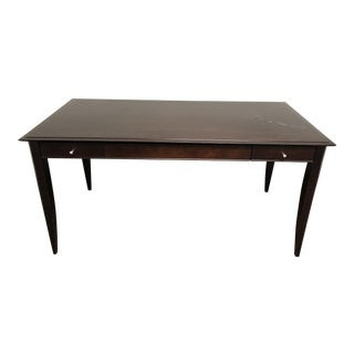 Baronet Contemporary Wood Desk