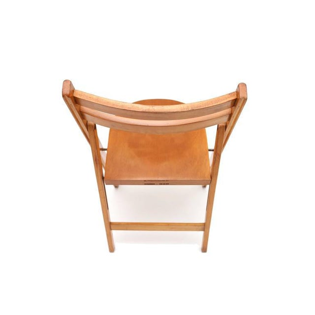 Fantastic Folding Chair, 1950s For Sale - Image 4 of 8