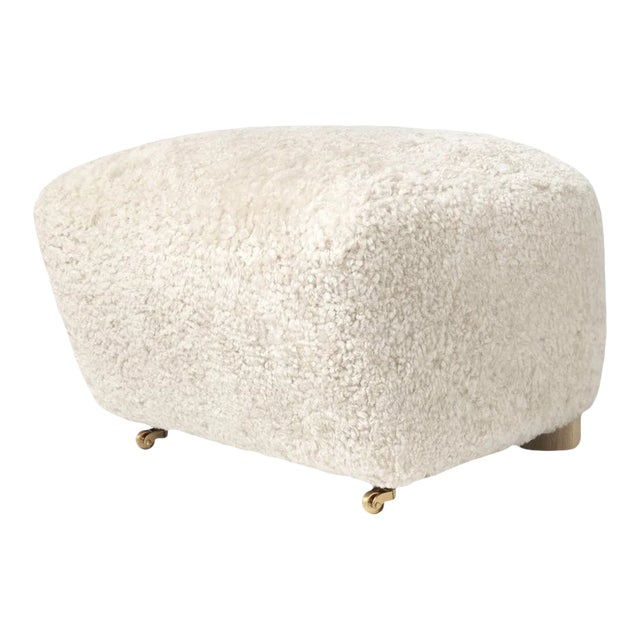 Lassen the Tired Man Footstool For Sale