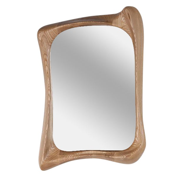 Narcissus Sculptural Art Mirror Frame by Amorph - Image 1 of 4