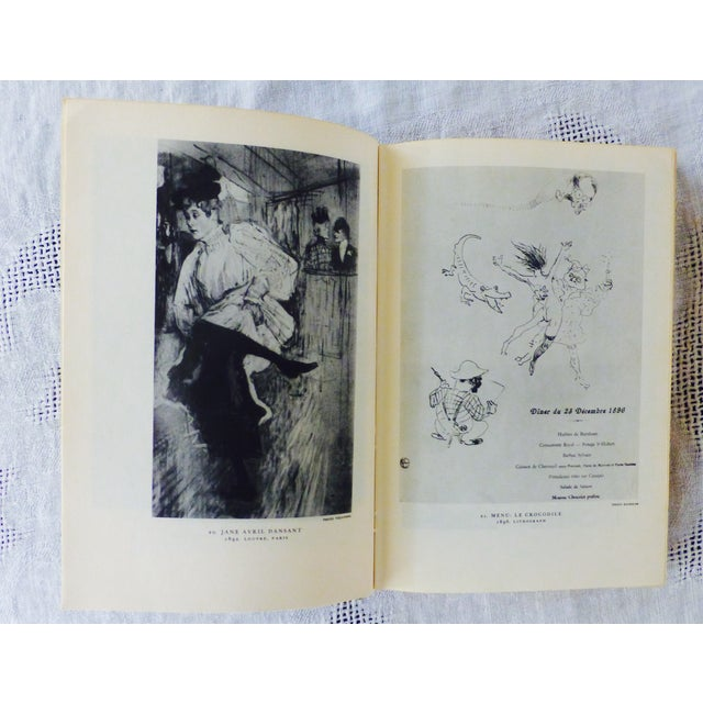 Toulouse-Lautrec Book, 1953 - Image 6 of 9
