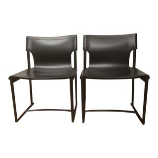 B&b Italia Mirto Indoor Chairs - a Pair For Sale