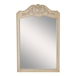 John Widdicomb Venetian Paint Decorated Mirror For Sale