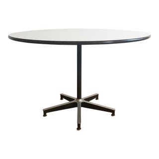 Vintage Herman Miller Eames 650 Dining Table For Sale