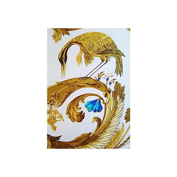Custom Hermes Ceres Mermaid Silk Pillow Cushion - Image 4 of 8