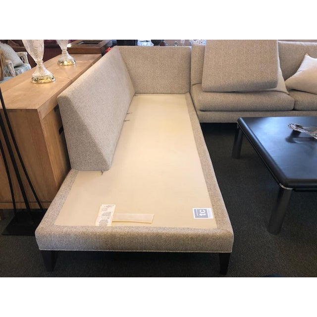 New Thayer Coggin Notti Sectional - Image 12 of 12
