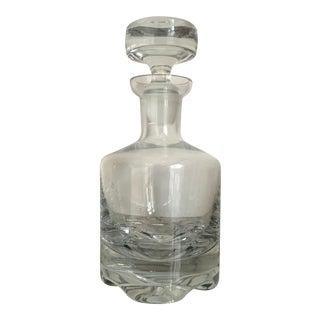 Vintage Crystal Decanter For Sale