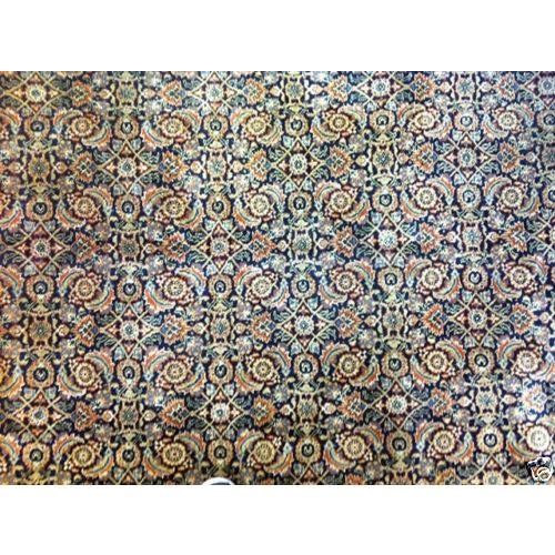 Persian Tabriz Fish Design Rug Jaipur Quality