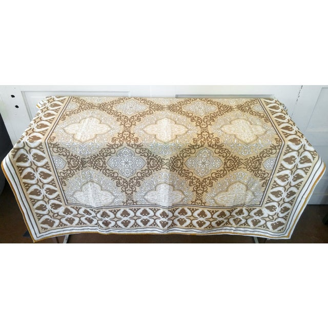 Medallion Table Cover - Image 4 of 4