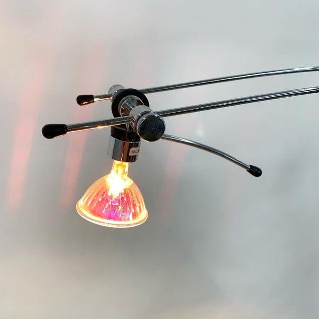 1990s Italian Modern Adjustable Floor Lamp For Sale - Image 5 of 13