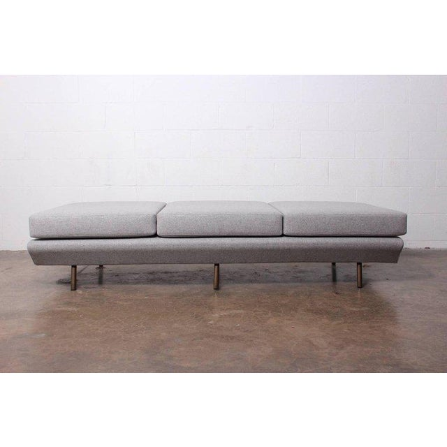 Modern Marco Zanuso Bench / Daybed for Arflex For Sale - Image 3 of 11
