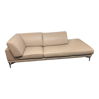 Roche Bobois - Utopic Chaise Sofa For Sale