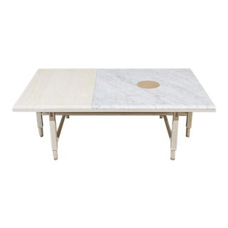 Volk Furniture St. Charles Cocktail Table For Sale