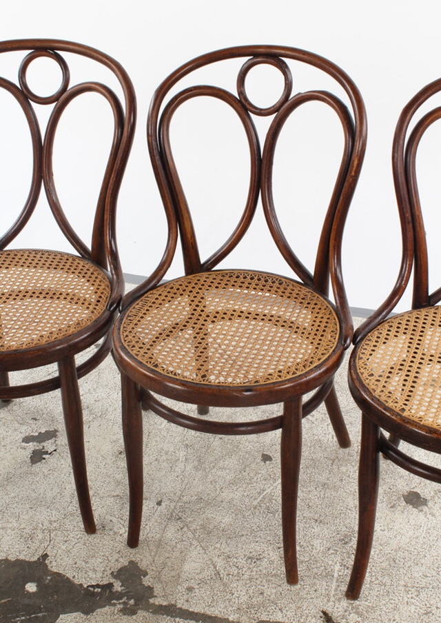 Thonet Was The Inventor Of Bentwood Furniture Techniques, And Was A  Renowned Chair Designer.