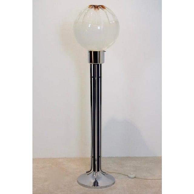Incredible av mazzega glass floor lamp decaso av mazzega glass floor lamp image 4 of 11 mozeypictures Choice Image