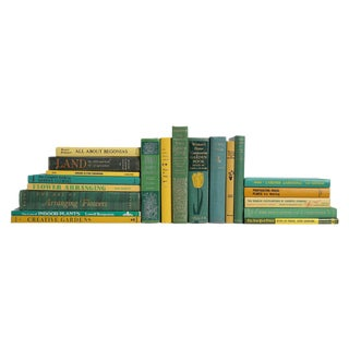 Daffodil Gardening Book Collection - Set of 20