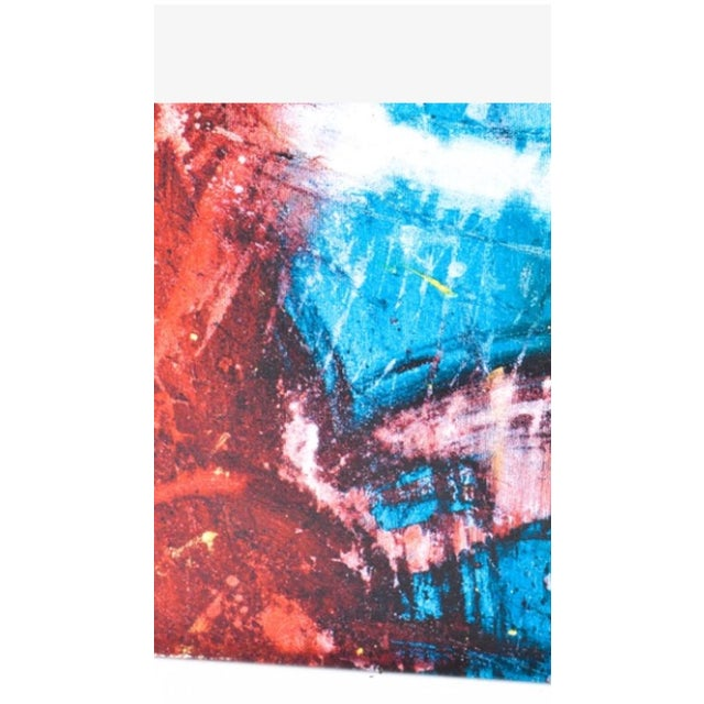 Abstract Giclee Canvas Print by Michael Leah Keck - Image 4 of 8