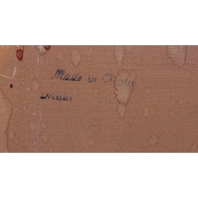 Vintage Italian Gilt Wood Dresser - Image 11 of 11