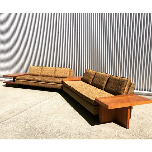 Martin Borenstein Double Sectional Sofa For Sale In San Francisco - Image 6 of 6