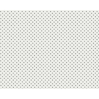 Hinson for the House of Scalamandre Lee Wallpaper in Black on White For Sale