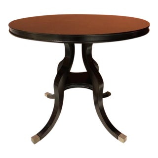 Century Furniture Omni Lamp Table For Sale