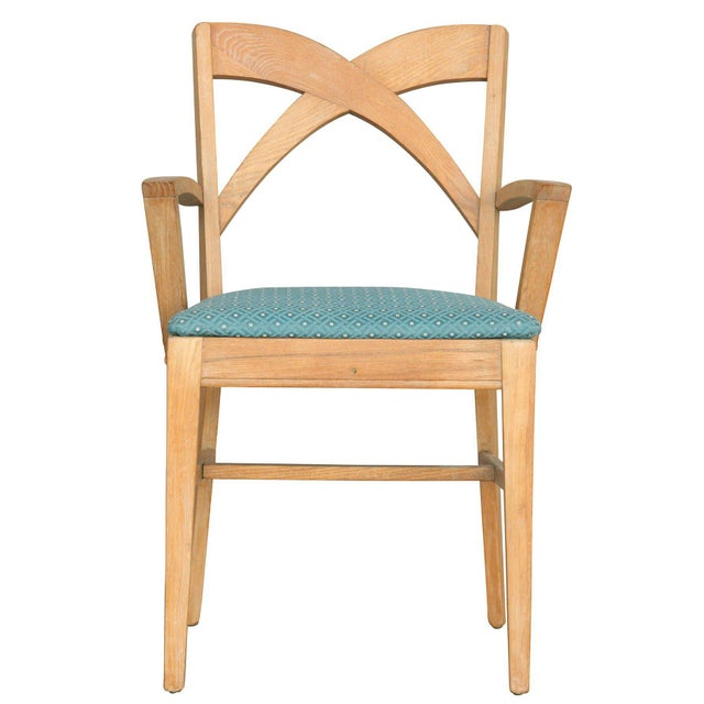 Paul Frankl Dining Chairs for Brown Saltman, Set of Ten - Image 7 of 9