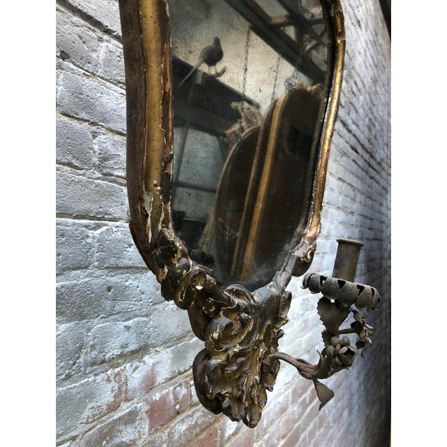 North Italy, C. 1730 , Pair of Mirrors For Sale - Image 6 of 13