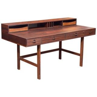 Lovig Danish Modern Rosewood Desk