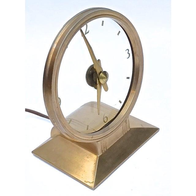 Art Deco Vintage Art Deco Atomic Clock For Sale - Image 3 of 7