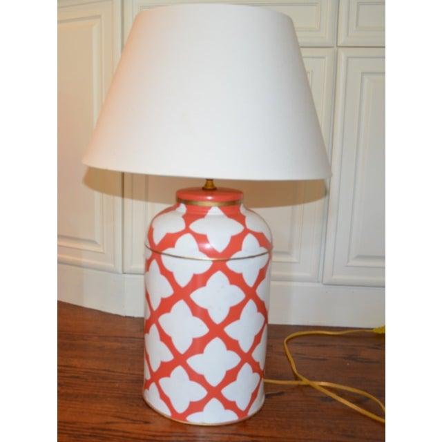 Dana Gibson Tea Caddy Lamp - Image 2 of 3