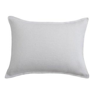 Malta Sham King, Grey/White For Sale