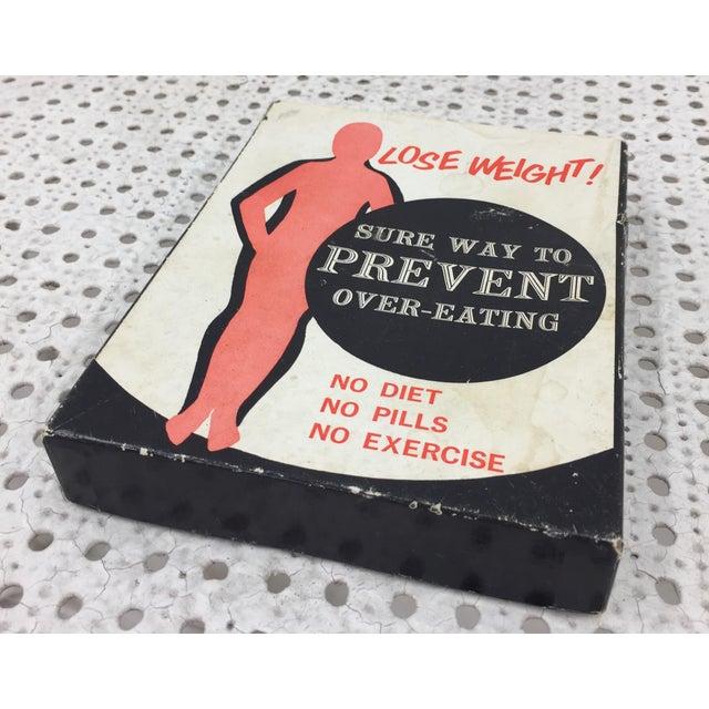"""Vintage """"Lose Weight!"""" Joke Set - Image 4 of 6"""