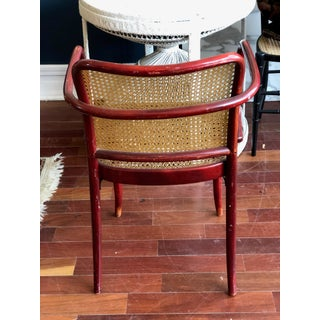 Vintage Hand Caned Bentwood Chair Preview